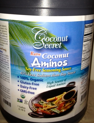 Coconut Aminos_Soy Free_Paleo Alternative